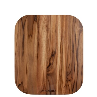 Madeira Cutting Board - Teak Edge Grain