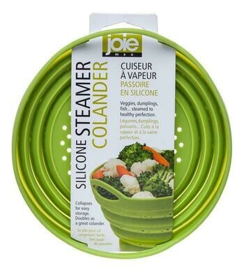Joie Collapsible Silicone Steamer & Colander