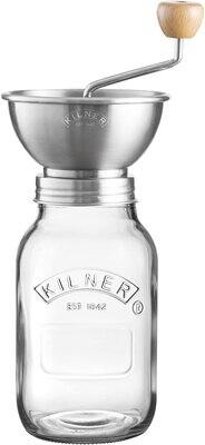 Kilner Sauce Mill Set with 1L Jar