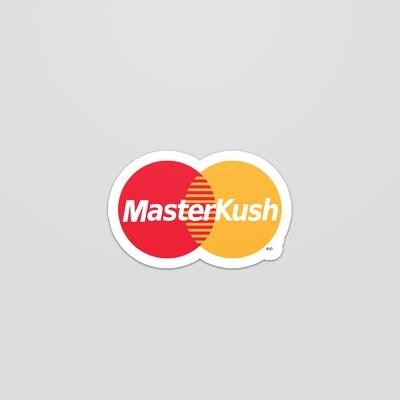 Master Kush Sticker