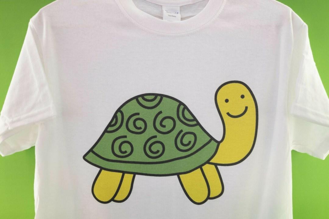 Tortie T-Shirt by Al Heighton
