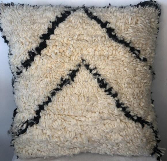Handmdade Beni Ourain Cushion