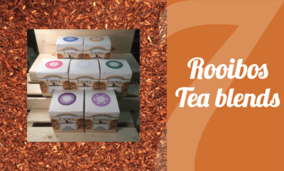 Rooibos Tea Blend with