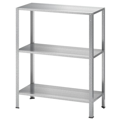 HYLLIS SHELVING UNIT IN/OUTDOOR 3TIER