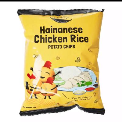 F.EAST HAINANESE CHICKEN RICE POTATO CHIPS