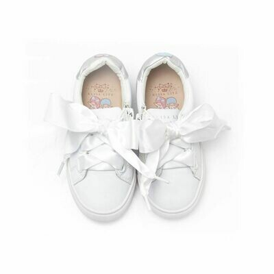 ELISA LITZ LITTLE TWIN STARS RIBBON SNEAKERS - KIDS & ADULT