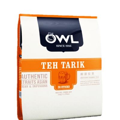 OWL INSTANT TEH TARIK (MILK TEA) 20X