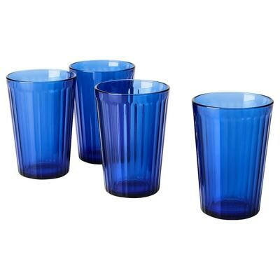 VARDAGEN GLASS, BLUE 31 CL