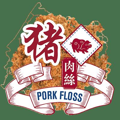LIM CHEE GUAN PORK FLOSS