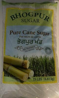 Bhogpur Sugar Pure Cane Sugar 6.81 kg