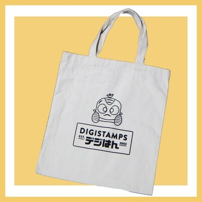 Digistamps Tote Bag