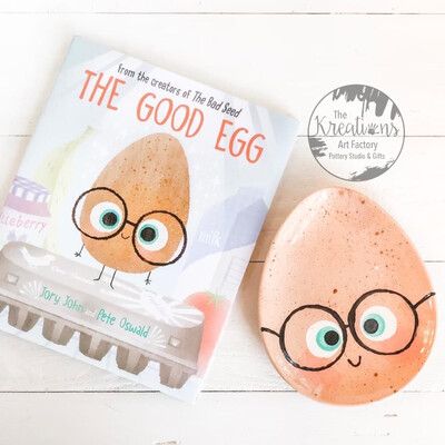 """""""The Good Egg""""🥚~ March 2nd After school• 3:30-4:30pm"""