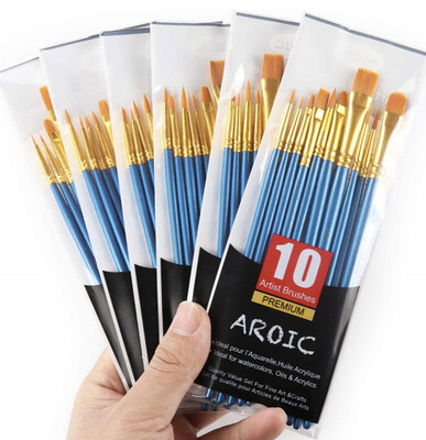 Paintbrush Pack