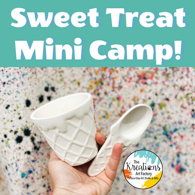 Sweet Treat MINI Camp-July 23rd