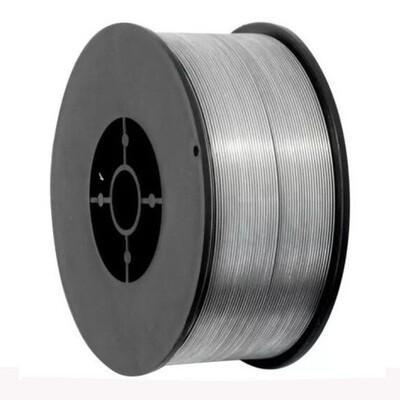 Rollo de Alambre de Soldar E71T-11 Flux Cored Mig Sin Gas 0.9mm 1kg