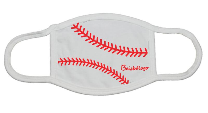 Máscara pelota de béisbol