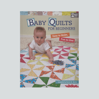 Baby Quilts for Beginners