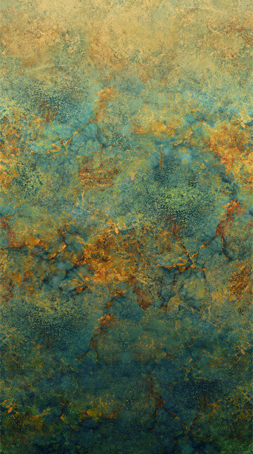 Stonehenge Oxidized Copper 3-Yard Precut 108