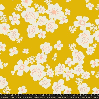 Goldenrod Whatnot 3-Yard Precut 108