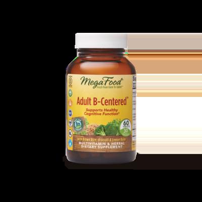 Megafood Adult B-Centered 60 tab