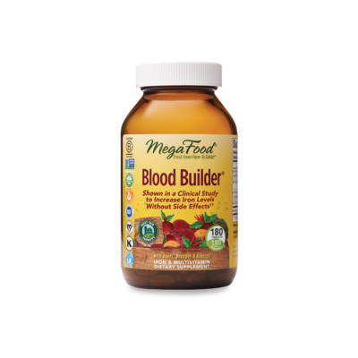 Megafood Blood Builder 180tab