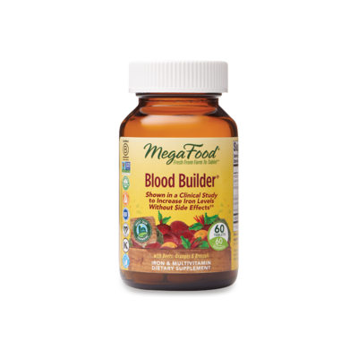 Megafood Blood Builder 60tab