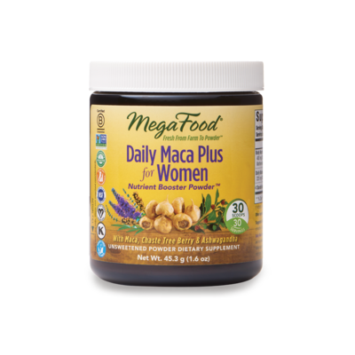 Megafood Daily Maca Plus Women 30serv