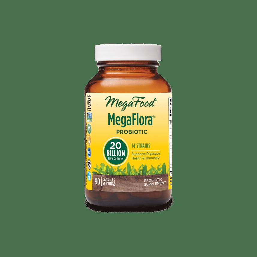 Megafood Megaflora 20BIL 90cap