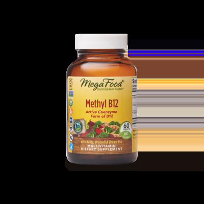 Megafood Methyl B12 60tab