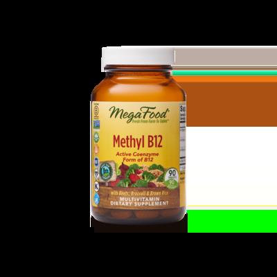 Megafood Methyl B12 90tab