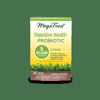 Megafood Shelf Stable 5BIL Probiotic 30serv