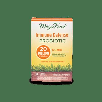 MegaFood Shelf Stable Immune Defense Probiotic 30serv
