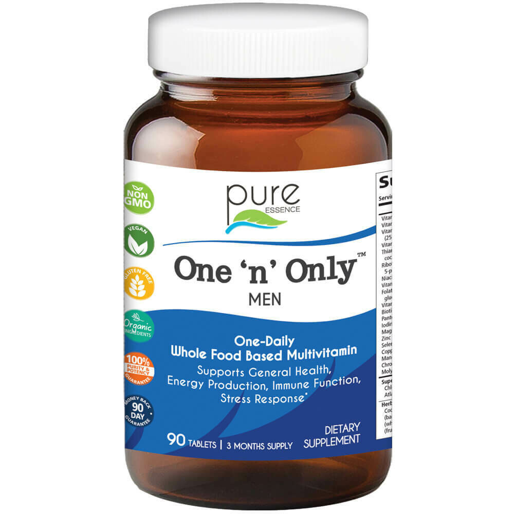 Pure Essence Mens One N Only 90tab