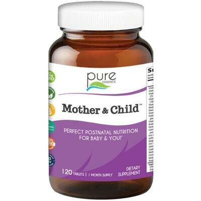Pure Essence Mother & Child 120tab