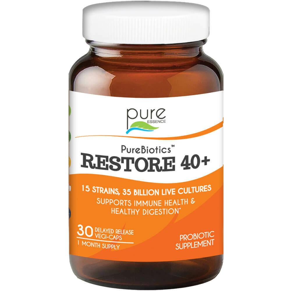 Pure EssencePureBiotic Restore40 30cap