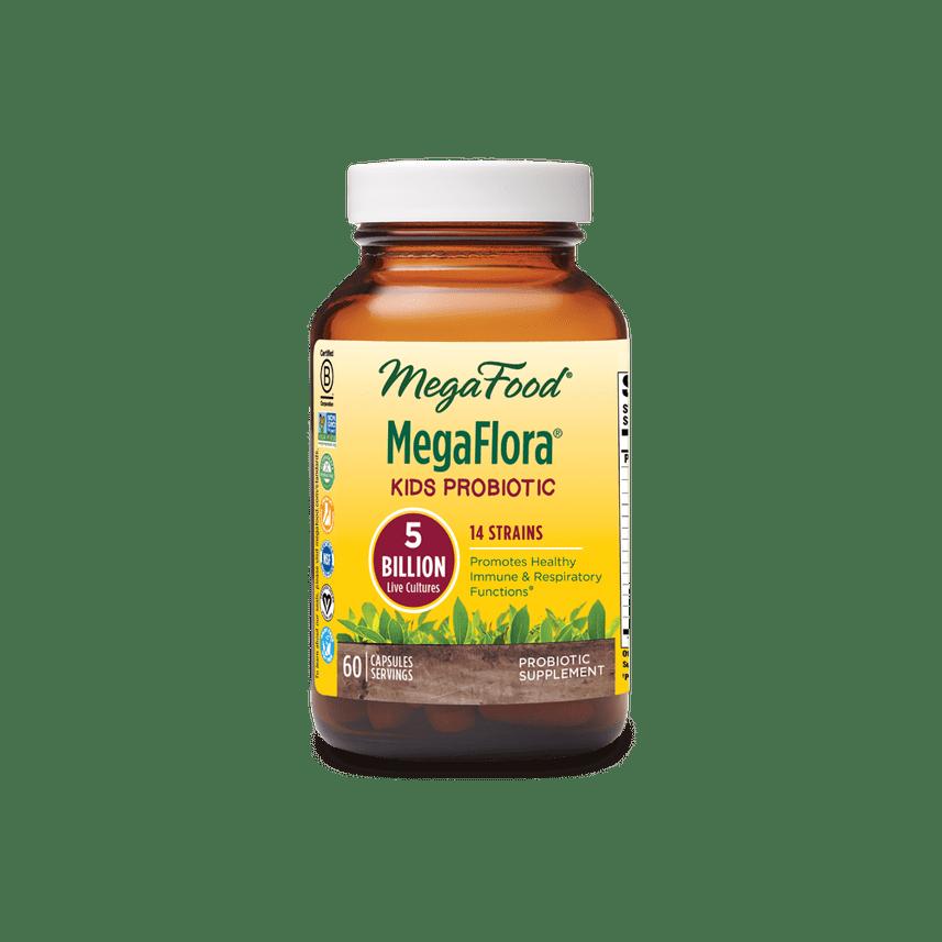 Megafood Kid Megaflora 5BIL 60cap