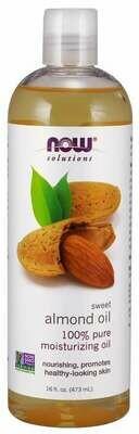 NOW Sweet Almond Oil 16oz