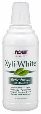 NOW Xyliwhite- Refreshmint Mouthwash 16oz
