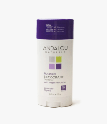 Andalou Deodorant Lavender Thyme 2.65oz