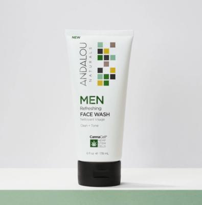 Andalou Men Face Wash