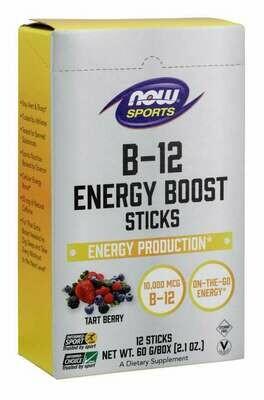 Now Sports B-12 Energy Boost Sticks
