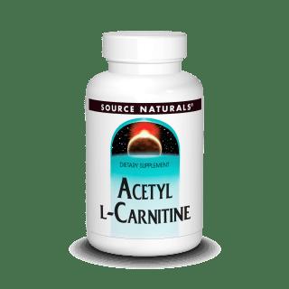 Source Naturals Acetyl L Carnitine