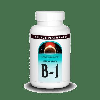 Source Naturals B1 60 Loz
