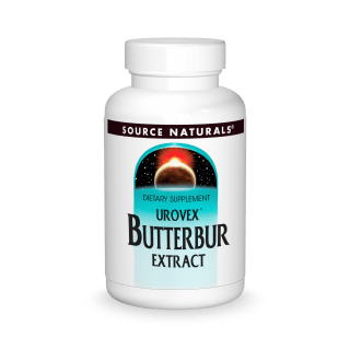 Source Naturals Butterbur Extract 50 Sftgl