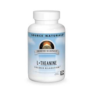 Source Naturals L Theanine 200mg
