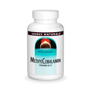 Source Naturals Methylcobalamin B12 1mg