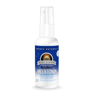 Source Naturals Melatonin Orange Spray 2oz