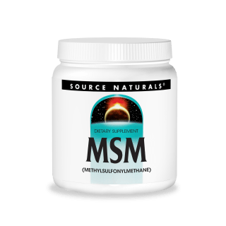 Source Naturals MSM Powder 16oz