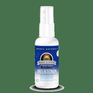 Source Naturals Nutraspray Melatonin Berry 1.5mg