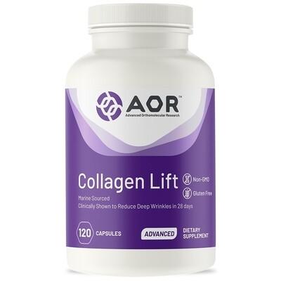 AOR Collagen Lift 120cap**